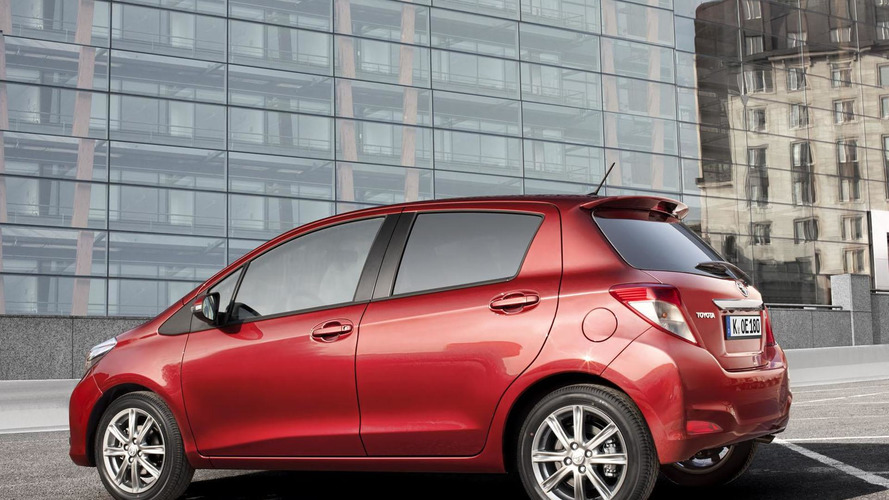2012 toyota yaris performance specifications released. Black Bedroom Furniture Sets. Home Design Ideas