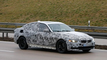 2018 BMW 3 Series prototype spy photo