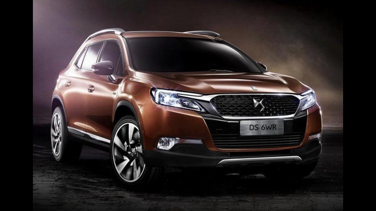 Anti-alemães: Citroën planeja dobrar número de modelos DS no futuro