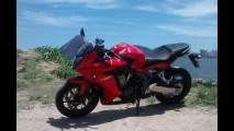 Garagem MOTO#4: Honda CBR 650F empolga em viagem de 1.000 km