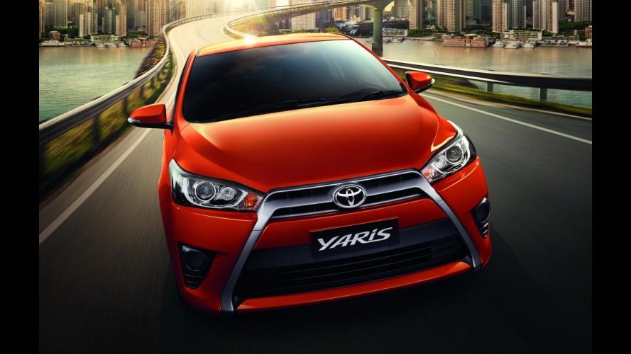 Toyota Yaris pode ser produzido no Brasil para ficar acima do Etios