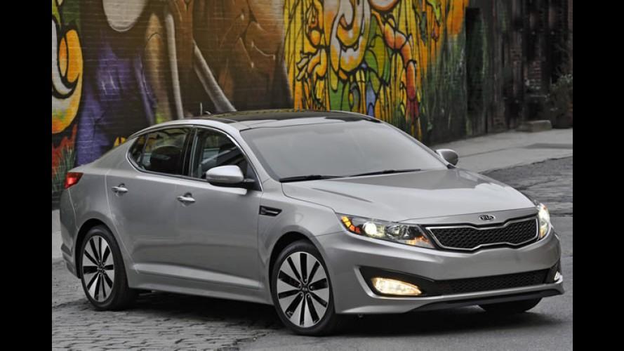 Alta demanda: Kia anuncia terceira fábrica na China