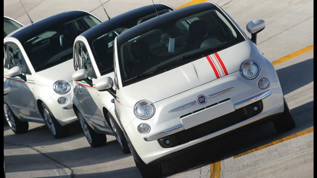 Fiat e Chrysler finalizam aliança estratégica global