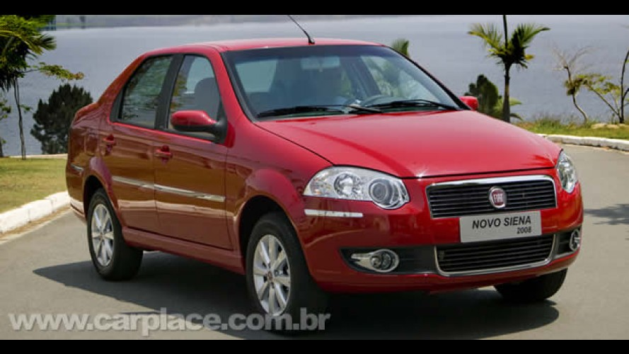 Veja a lista dos 50 carros mais vendidos em abril de 2009 no Brasil - Gol lidera e Siena surpreende