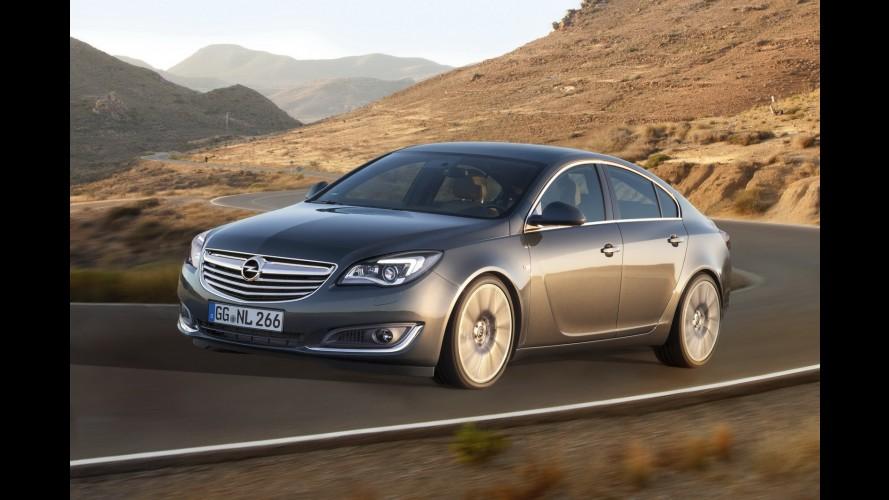 Opel atualiza visual e dá mais tecnologia ao Insignia na linha 2014