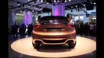 Salão de Frankfurt: Infiniti Q30 Concept antecipa linhas do futuro hatch médio