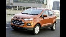 Ford esgota EcoSport Limited Edition na Europa em apenas 48 horas