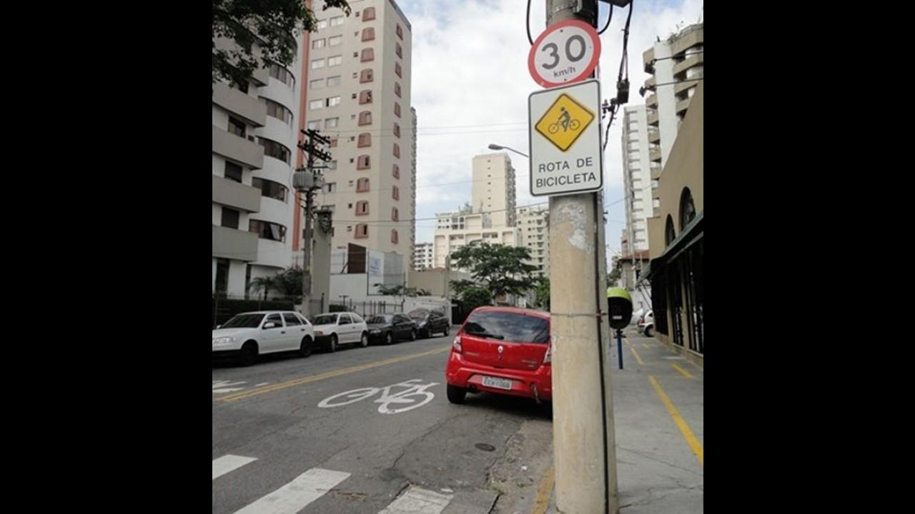 Desrespeito a ciclistas será punido com multa em São Paulo