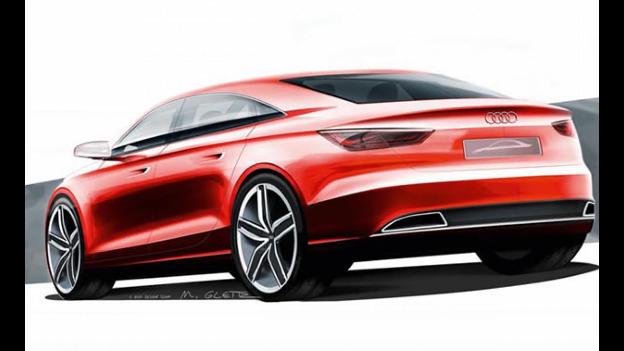 Chega ainda neste ano nos EUA: Audi confirma lançamento da versão sedã do A3