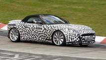 Jaguar F-Type R spy photo 19.05.2012