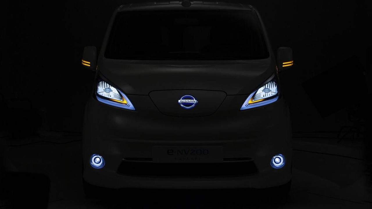 Nissan e-NV200 concept 11.9.2012