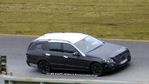 Mercedes E-Class Wagon First Spy Photos