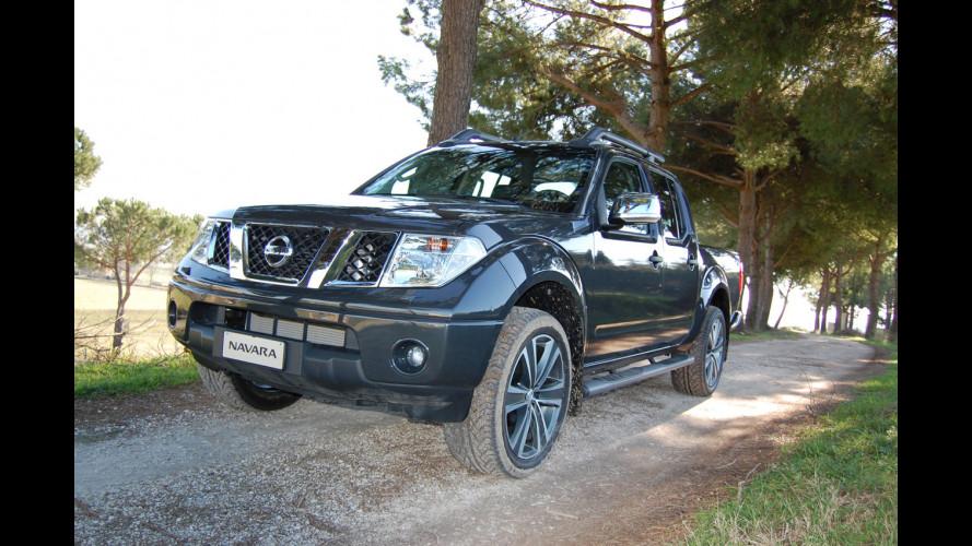 Nissan Navara Tecnosport 200 CV