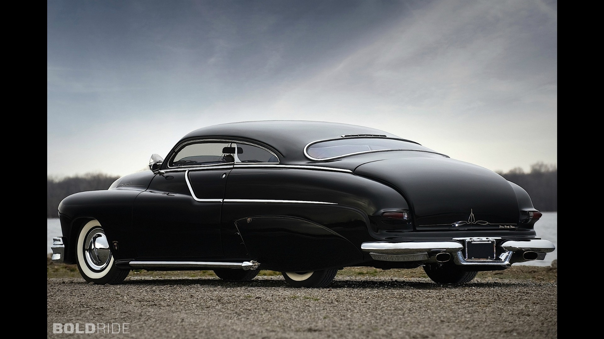 Mercury Two Door Custom Coupe on 1949 Mercury Custom Coupe Cars