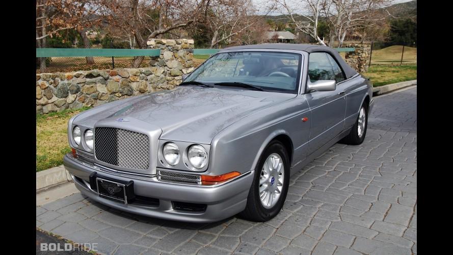 Bentley Azure Turbo