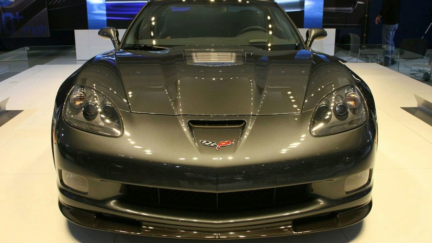 Chevrolet Joins Supercar Realms with Corvette ZR1 at Detroit
