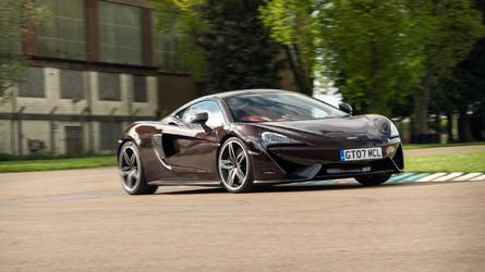 2018 McLaren 570GT: Have your cake and eat it