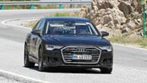 2019 Audi S6 Casus Fotoğraflar