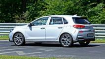 Fotos espía Hyundai i30 N-Line 2018