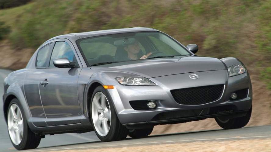 mazda rx 8 recalls mean repairs for fuel pump and control arms. Black Bedroom Furniture Sets. Home Design Ideas