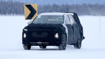 Next Hyundai Santa Fe Spy Photos