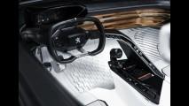 Futurista, Peugeot Fractal de 204 cv tem interior feito em impressora 3D