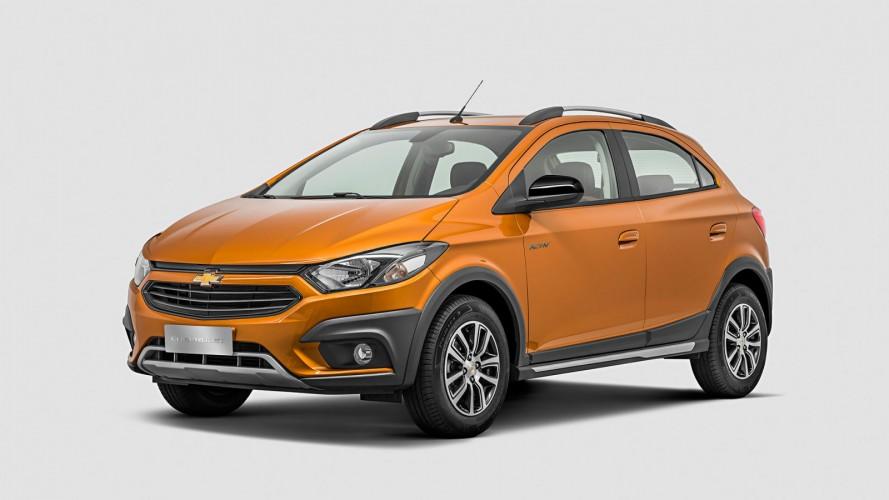 Chevrolet Onix Activ começa a ser exportado para a Colômbia