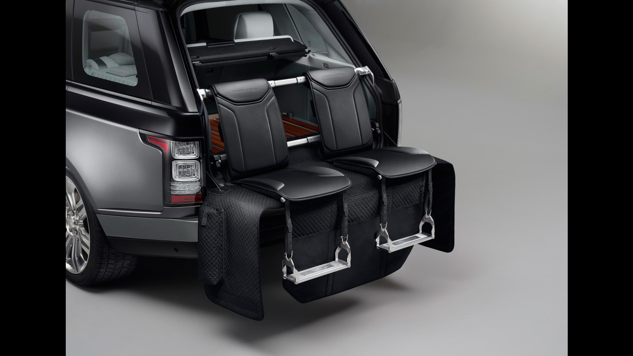 Range Rover SVAutobiography é o modelo mais luxuoso já feito pela marca