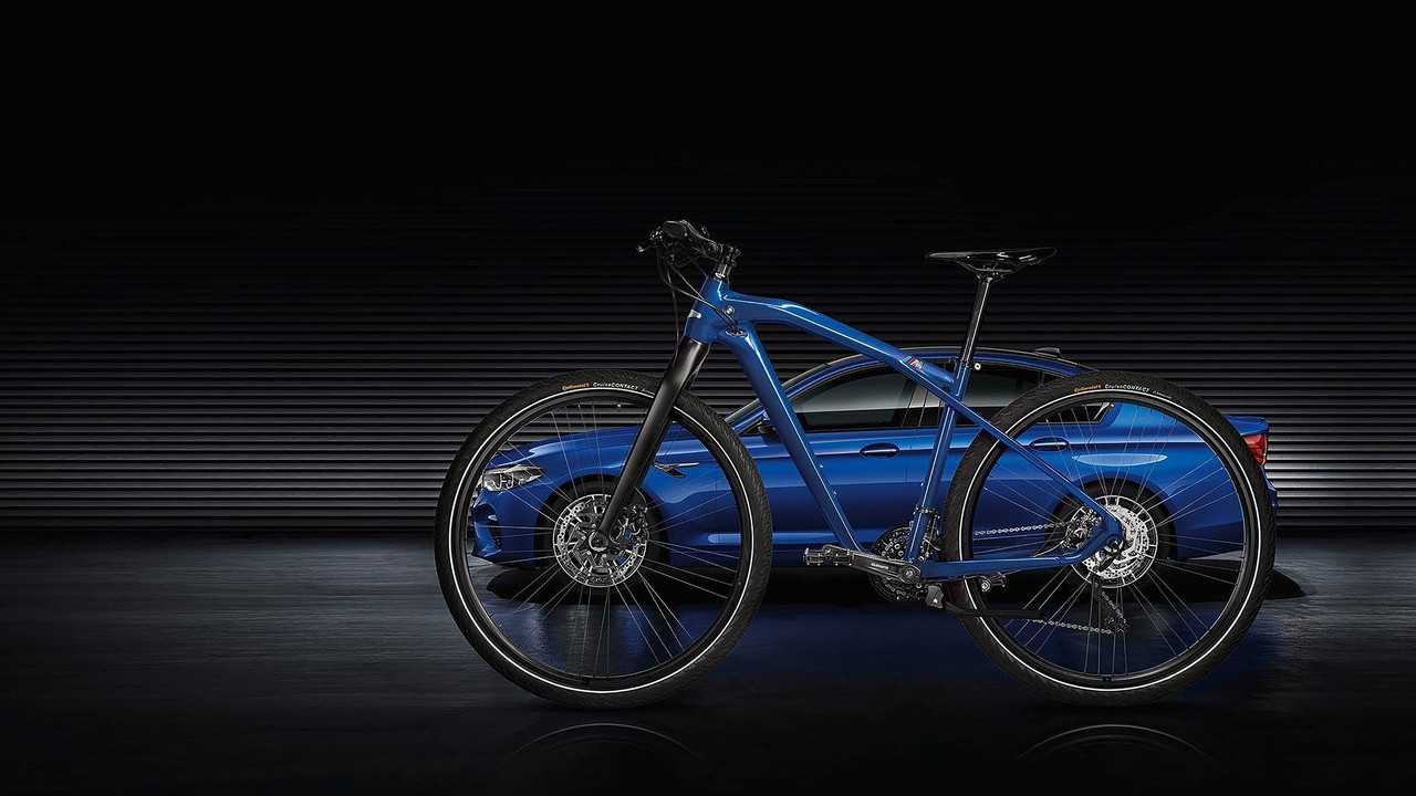 BMW M Bike Limited Carbon Edition