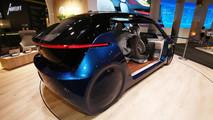 Yanfeng Automotive Interiors XiM18 Concept