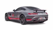 Mercedes-AMG GT Akrapovic