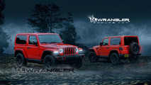 2018 Jeep Wrangler Two-Door Tasarım Yorumu
