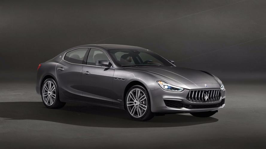 Maserati Ghibli GranLusso Çin'e makyajlı gidiyor