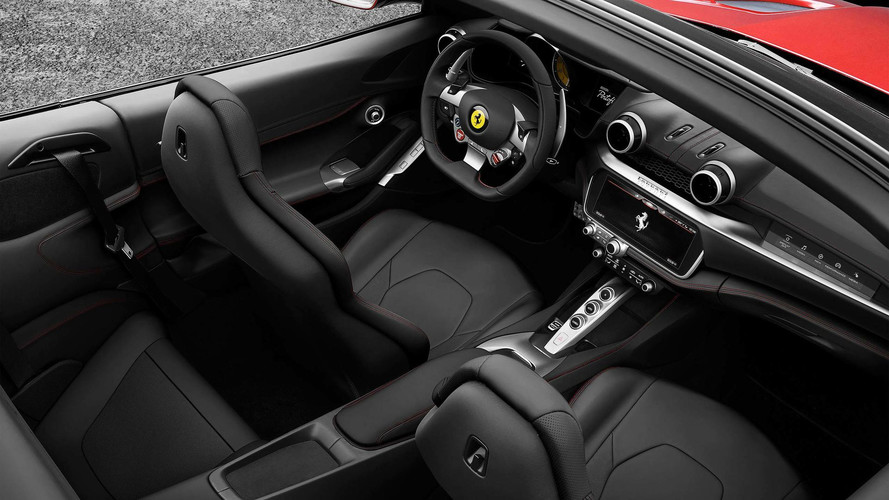 Ferrari Portofino says goodbye to the California T