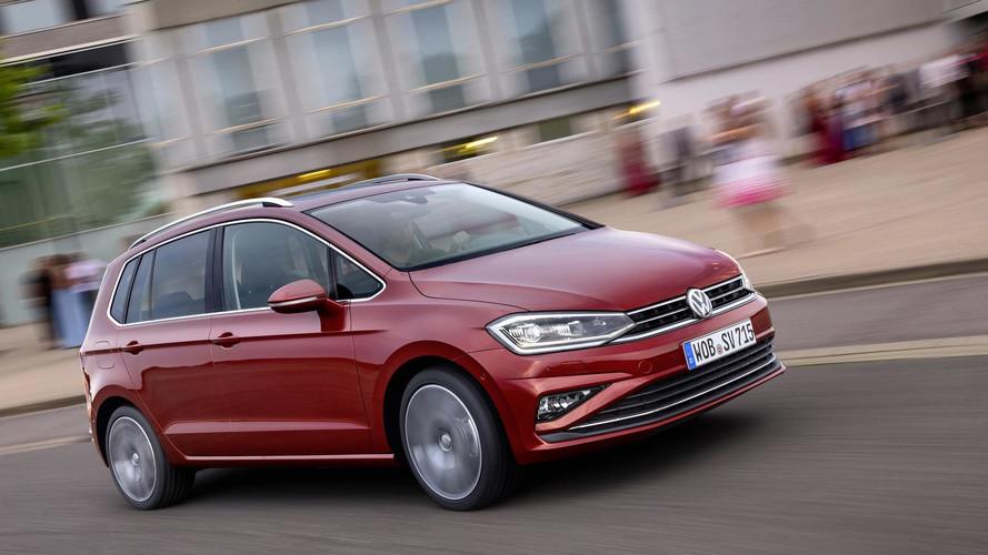 El Volkswagen Golf Sportsvan 2018 introduce ligeras mejoras