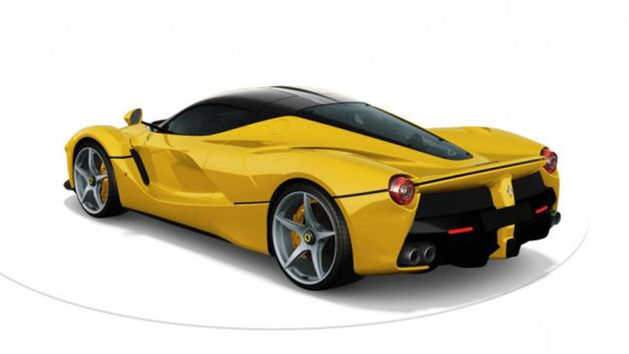 LaFerrari website now available