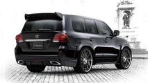 Toyota Land Cruiser facelift by Wald International 02.1.2013