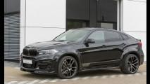 CLR X6R, BMW X6 by LUMMA