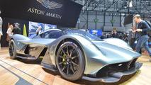 Aston Martin Valkyrie 2017