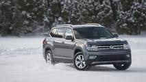 2018 Volkswagen Atlas: İlk Sürüş