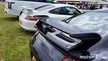 Porsche 911s at 2017 Goodwood Festival of Speed