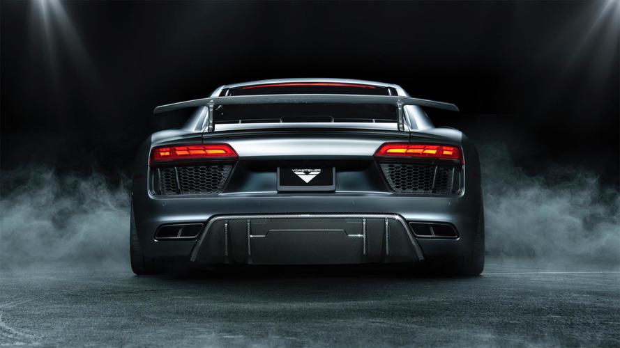 Audi R8 VRS Aero Package by Vorsteiner