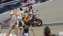 2006, Nicky Hayden, Repsol Honda, MotoGP, GP de Estados Unidos
