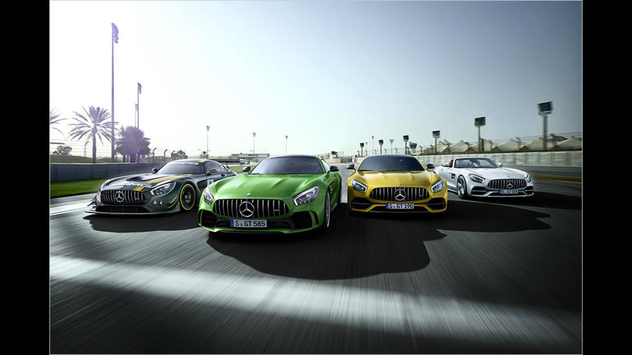 2015: AMG GT