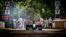 Mercedes-AMG At Goodwood FoS