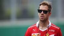 Sebastian Vettel in Sunglasses
