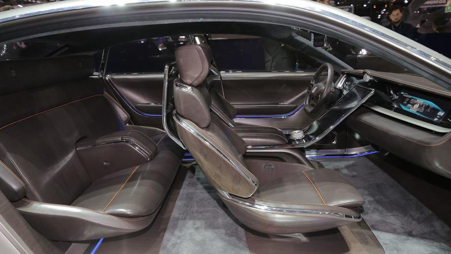 Pininfarina H600 concept 2017