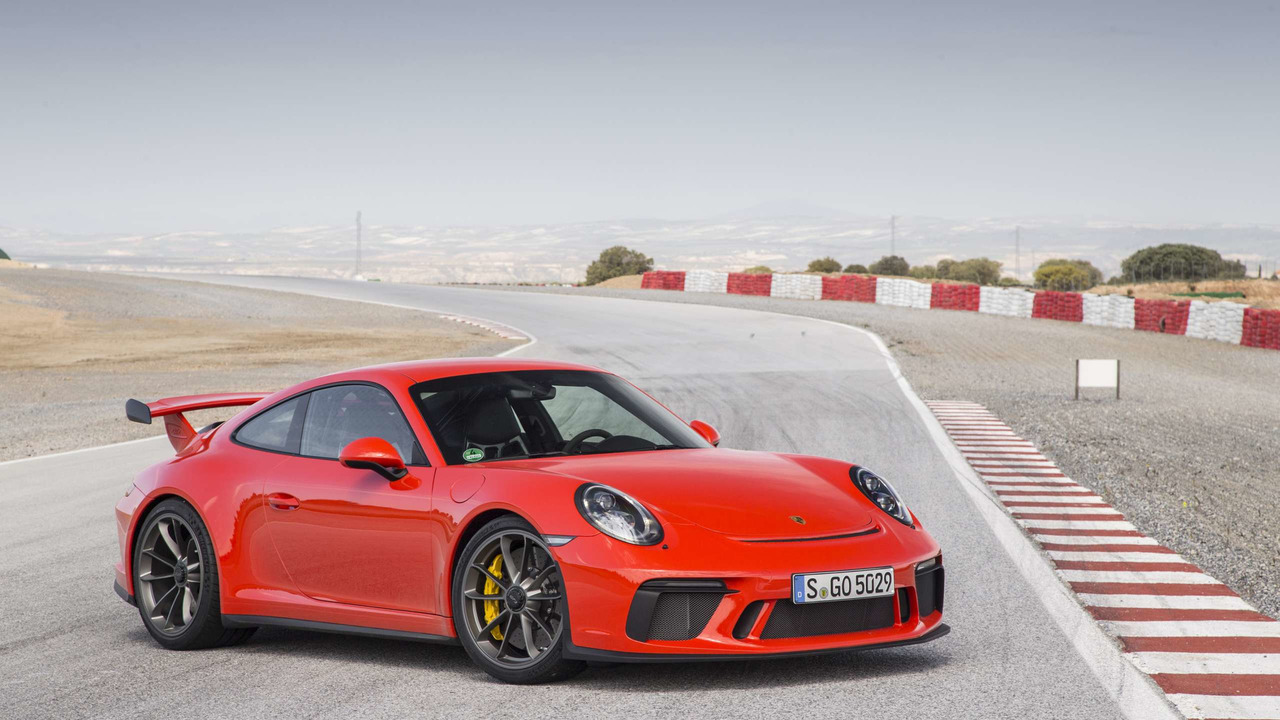 2018 Porsche 911 Gt3 First Drive The Ultimate Version Of The 911