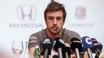 Fernando Alonso announces his deal to race in the 2017 Indianapolis 500