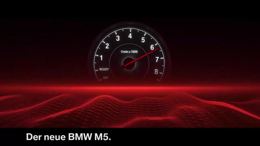 BMW M5 2017: vídeo con el sonido de su motor